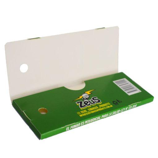 papel de celulosa zeus king size venta online