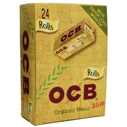 papel ocb rolls