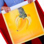 laminas cannabis decoracion venta online grow shop