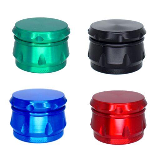 picador grinder metal mediano colores